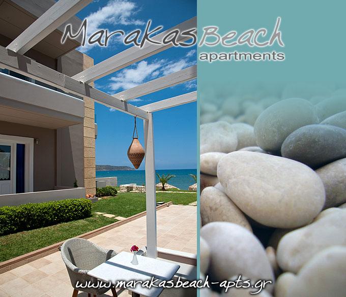 Marakas Beach Hotel in Chania