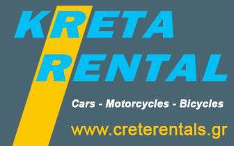 Car Rentals Crete – Kreta Rental in Chania