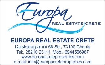 Europa Real Estate – Crete