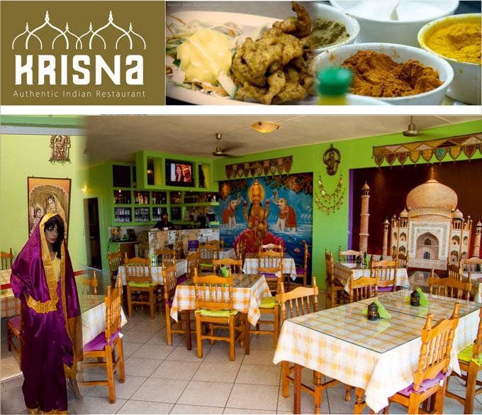 Αυθεντικό Ινδικό Εστιατόριο – Krisna