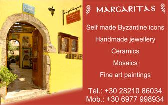 Byzantine Icons, Fine Art, Jewellery – MARGARITAS