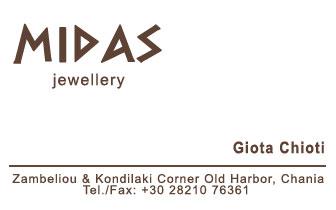 Jewellery Midas