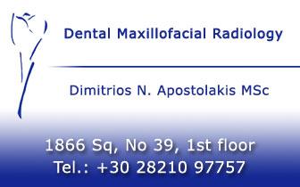 Dental maxillofacial radiology – Apostolakis