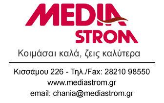 Media Strom – Ανατομικά στρώματα