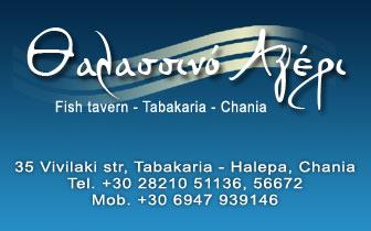 Fish Tavern – Thalasino Ageri