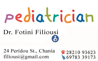 Fotini Filiousi – Pediatrician