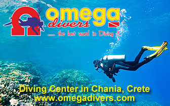 Diving Center Chania | Omega Divers