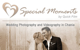 Special Moments by Quick Film – Wedding Photography and Videography in Chania