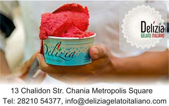 Authentic Italian ice cream – Delizia Gelato Italiano