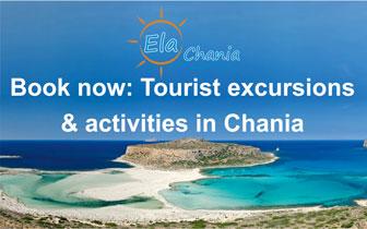 Ela Chania – Turer og aktiviteter i Chania