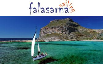 Falasarna Sailing – Daily Cruises to Kissamos, Gramvousa, Balos and Falasarna