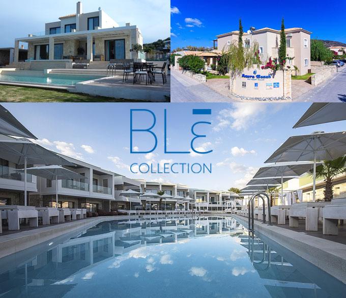 Ble Collection – Εταιρεία Διαχείρισης Βίλων και Ξενοδοχείων στα Χανιά