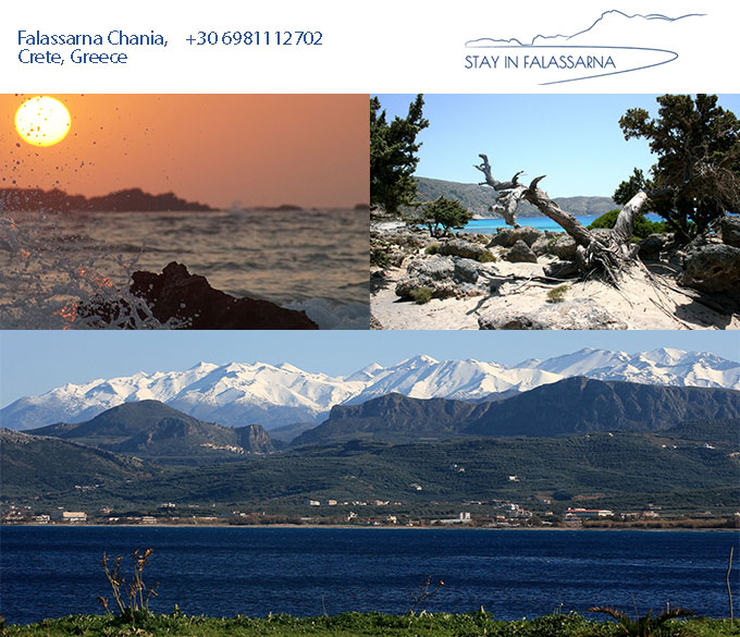 Stay in Falassarna – Various accommodations in Falassarna