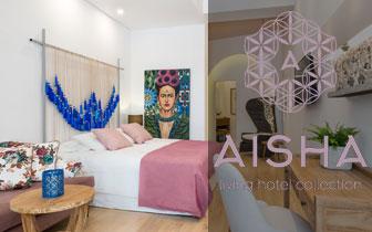 Aisha – Προσεκτικά επιλεγμένες Σουίτες, Βίλες και Ξενοδοχεία στα Χανιά