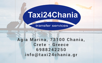 Taxi24Chania – General Transportation in Crete