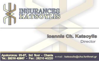 Insurance Agency – Katsoulis