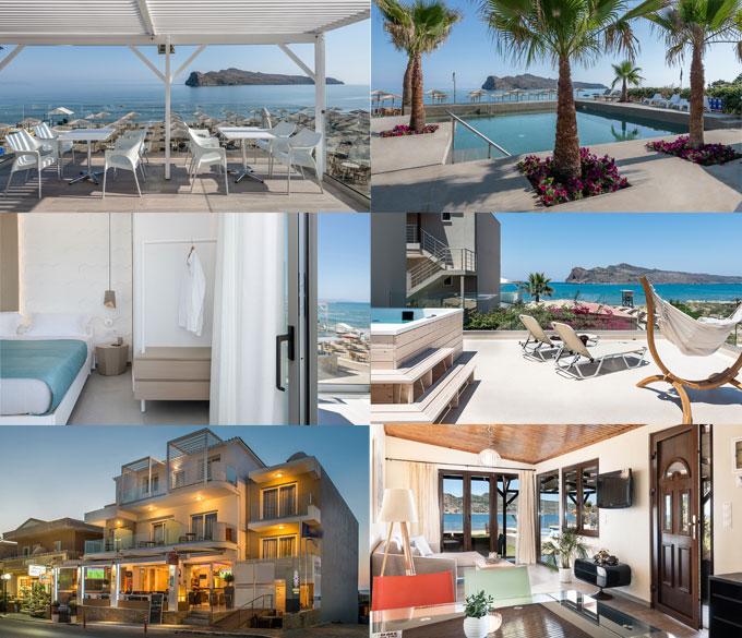 Vergina Beach Hotel – Ξενοδοχείο στην Αγιά Μαρίνα