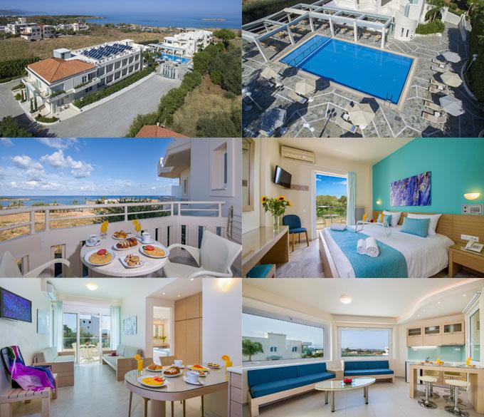 Kedrissos Hotel – Ξενοδοχείο στην Παρηγοριά Χανίων