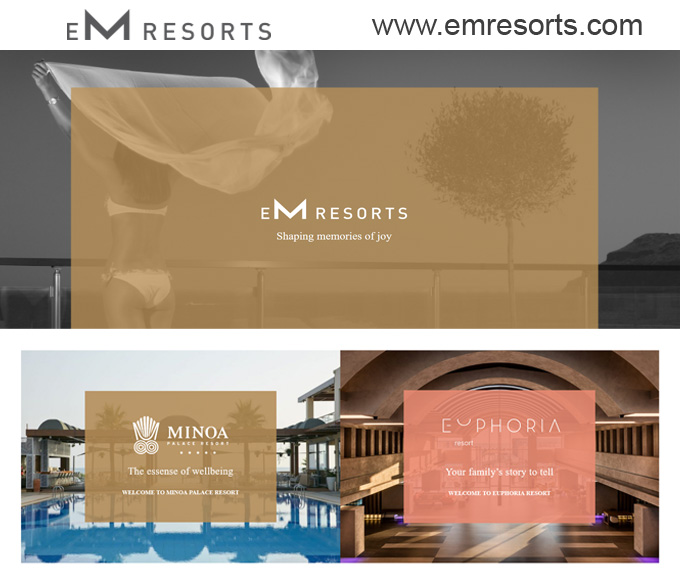 EM Resorts – Ξενοδοχείακο Group