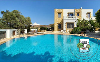 THEALIA – Luxury Apartments in Gramvousa, Chania