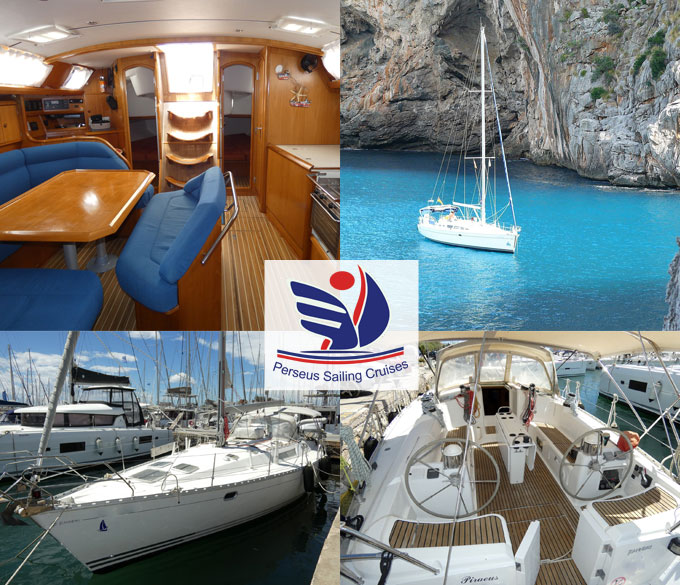 Perseus Sailing Cruises – Ιστιοπλοϊκή Κρουαζιέρα στην Κρήτη