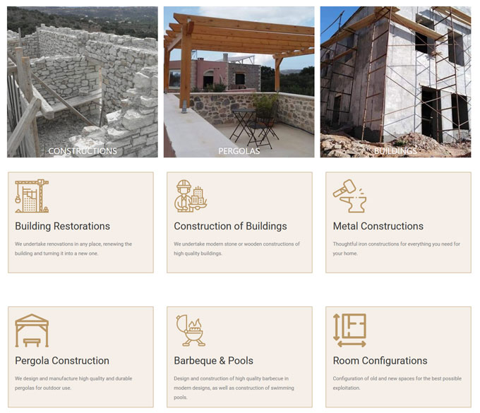 Acrivias Construction Group – Κατασκευή και Ανακαινίσεις Σπιτιών στα Χανιά