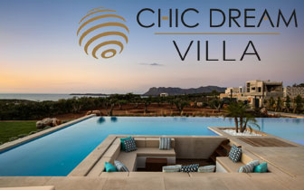 Chic Dream Villa – Luksusvilla i Akrotiri Chania