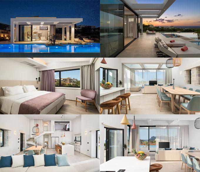 Chic Dream Villa – Πολυτελής Βίλα στο Ακρωτήρι Χανίων