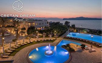 Cretan Dream Royal – Hotell i Stalos