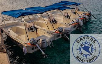 Gavdos Boat Trips – Båtutleie og dagsturer