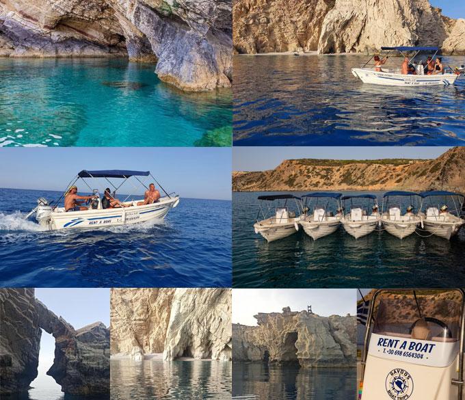 Gavdos Boat Trips – Ενοικίασης βάρκας και Οργάνωσης Ημερησίων εκδρομών