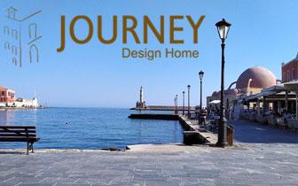 Journey Design Home – Luksushus i den venetianske havnen i Chania