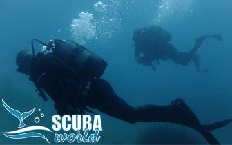 Scuba World – Dykkesenter i Chania