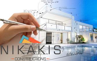 Nikakis Constructions – Byggekonstruksjoner, renoveringer, restaureringer i Chania