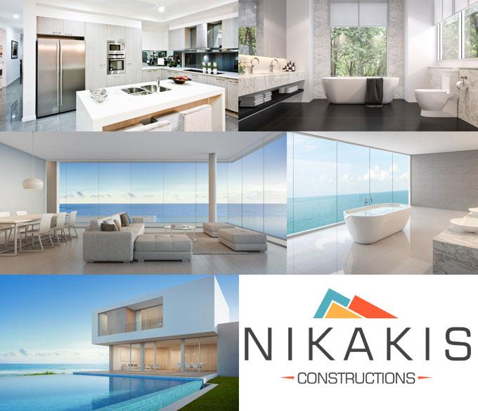 Nikakis Constructions – Κατασκευές κτηρίων, Ανακαινίσεις, Αναπαλαιώσεις στα Χανιά